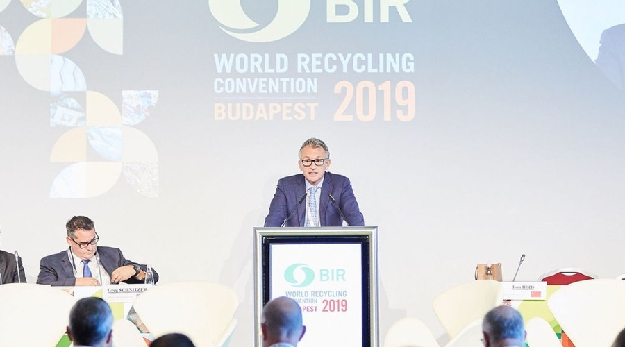 2019 World Recycling Convention (Round-Table Sessions)