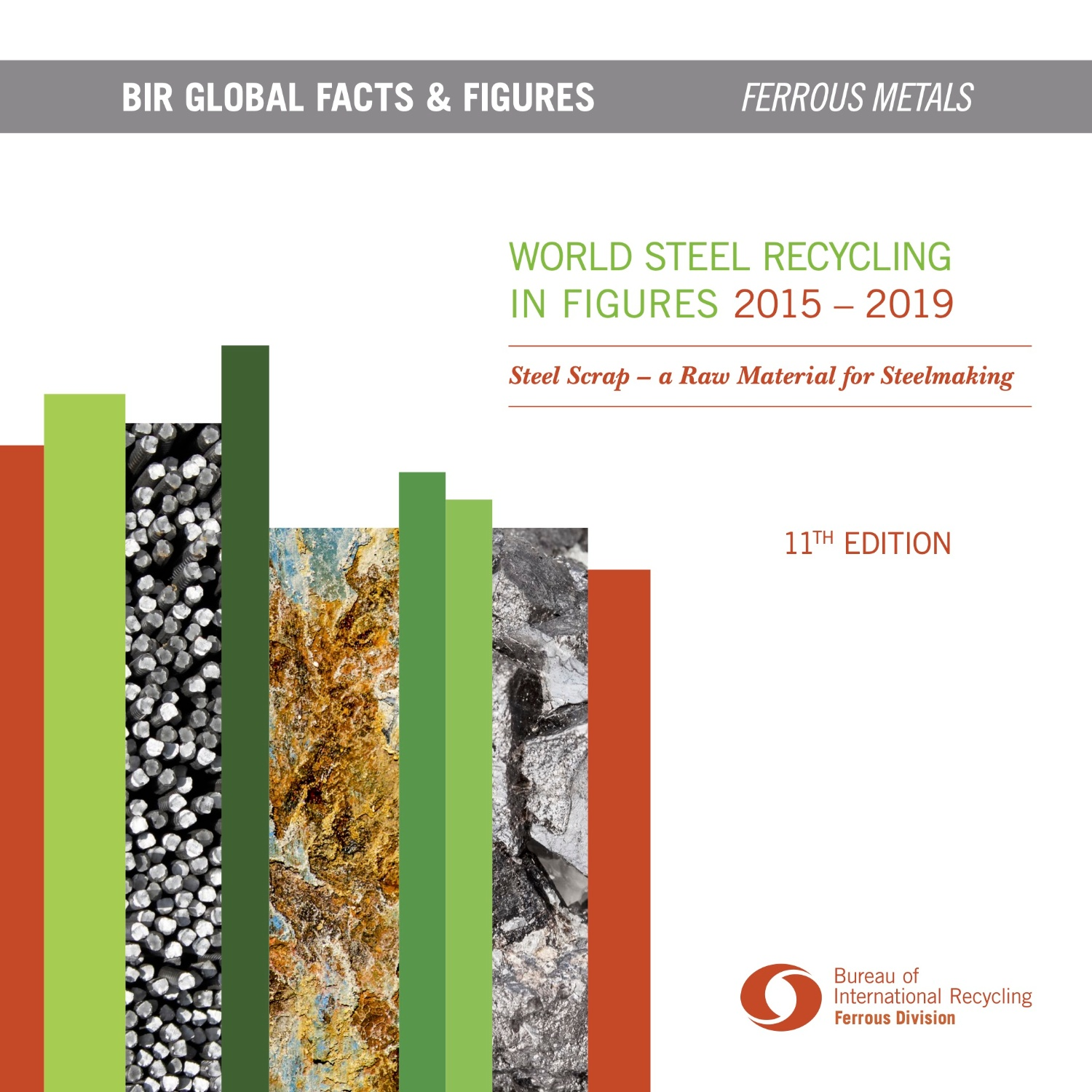 World Steel Recycling in Figures 2015-2019 Image 1