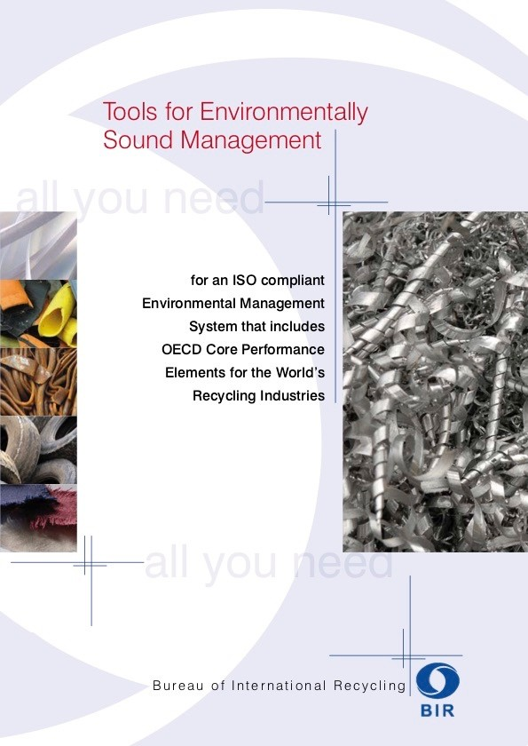 Tools for Environmentally Sound Management